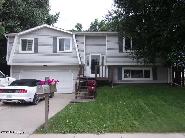 3109 Sutherland Dr -, Gillette, WY 82718 (MLS #18-1037) :: 411 Properties