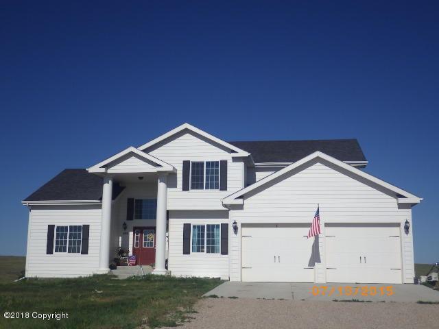 520 Bell Rd -, Gillette, WY 82718 (MLS #18-1040) :: Team Properties