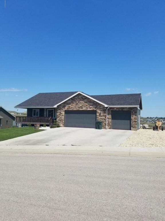 4406 Chancery Ln -, Gillette, WY 82718 (MLS #18-1098) :: 411 Properties
