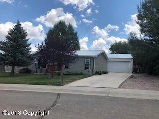 505 Teton Dr -, Wright, WY 82732 (MLS #18-1155) :: Team Properties