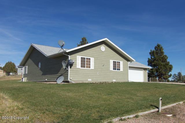 7 Big Buck Dr. -, Pine Haven, WY 82721 (MLS #18-117) :: Team Properties