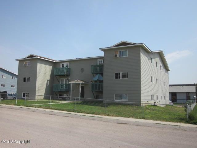 1025 Church Ave, Gillette, WY 82716 (MLS #18-1308) :: Team Properties
