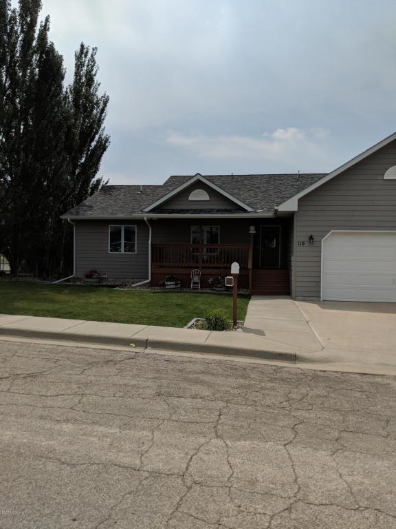 110 Cheyenne Ave -, Newcastle, WY 82701 (MLS #18-1504) :: Team Properties