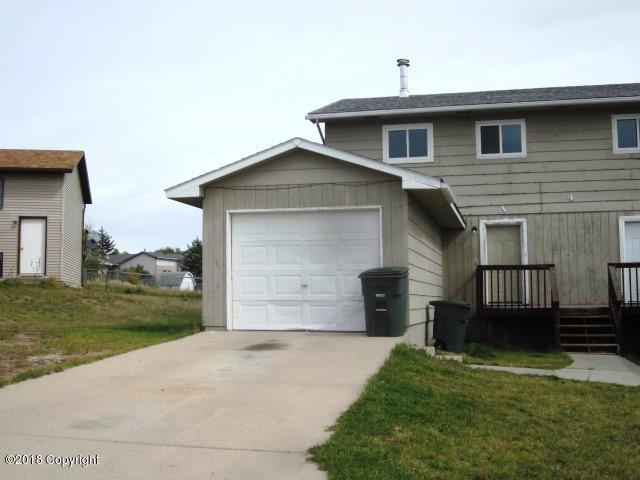 4a Clearview Ct -, Gillette, WY 82716 (MLS #18-1512) :: 411 Properties
