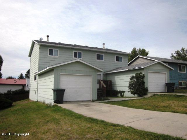 3a & 3b Clearview Ct -, Gillette, WY 82716 (MLS #18-1516) :: Team Properties
