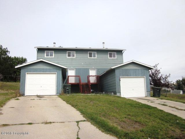 8a & 8b Clearview Ct -, Gillette, WY 82716 (MLS #18-1518) :: Team Properties