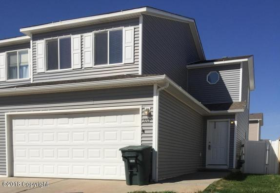 3712 Triton Ave -, Gillette, WY 82718 (MLS #18-154) :: Team Properties
