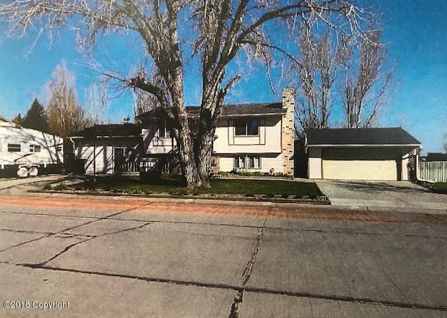 5405 Crane St -, Gillette, WY 82718 (MLS #18-155) :: 411 Properties