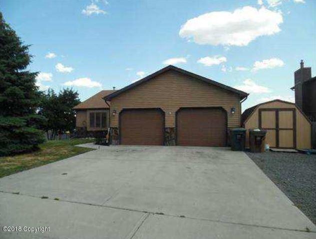2005 Autumn Ct -, Gillette, WY 82718 (MLS #18-1592) :: Team Properties