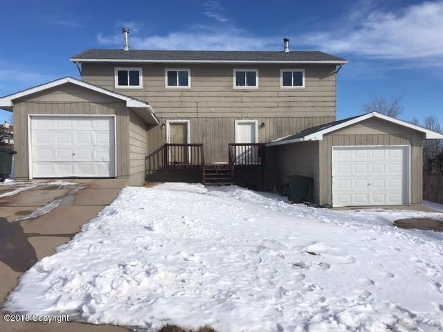 8 A&B Clearview Ct -, Gillette, WY 82716 (MLS #18-190) :: 411 Properties