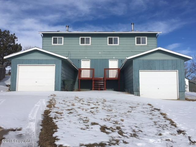 4 A&B Clearview Ct -, Gillette, WY 82716 (MLS #18-191) :: Team Properties