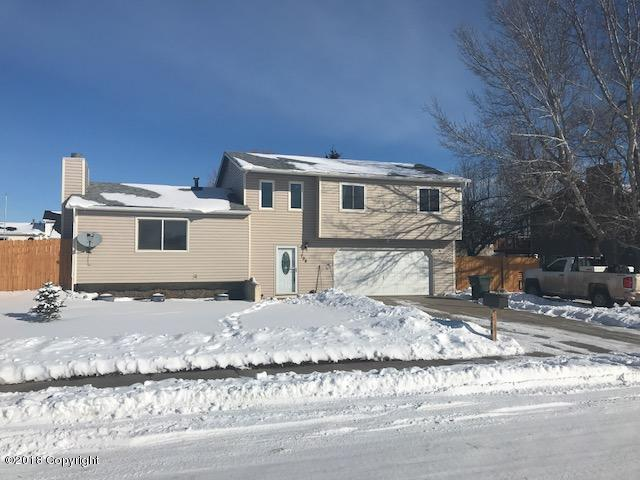 708 Almon Dr -, Gillette, WY 82718 (MLS #18-199) :: Team Properties