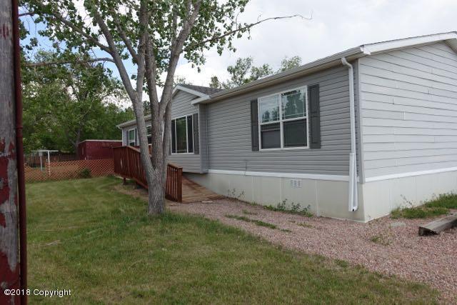 10 Lake Court Drive -, Pine Haven, WY 82721 (MLS #18-934) :: 411 Properties