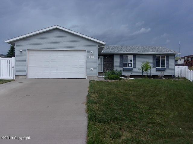 1200 Cedar Creek Ct -, Gillette, WY 82718 (MLS #19-1156) :: The Wernsmann Team | BHHS Preferred Real Estate Group