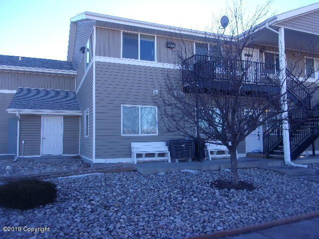 810 E Laramie St  Unit #12 -, Gillette, WY 82716 (MLS #19-156) :: Team Properties