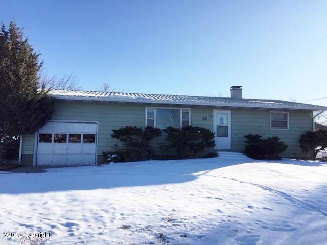 806 S 5th St S, Sundance, WY 82729 (MLS #19-1749) :: Team Properties