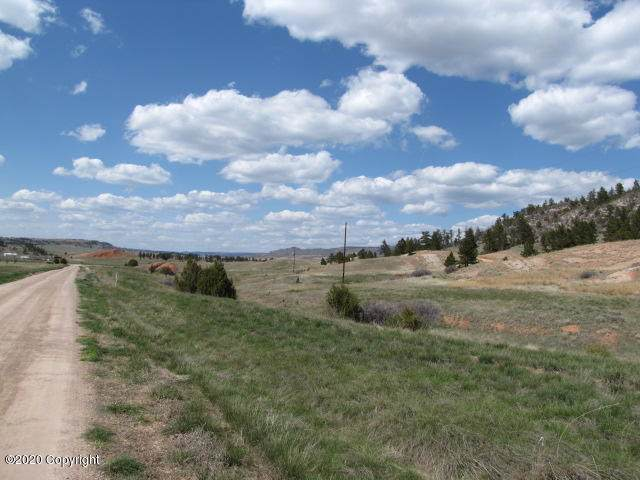Tbd Tract 24 Lookout Mtn, Newcastle, WY 82701 (MLS #19-1886) :: Team Properties