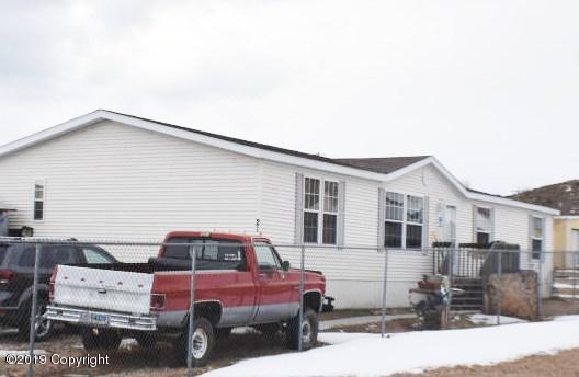 210 Balsam St -, Buffalo, WY 82834 (MLS #19-191) :: Team Properties
