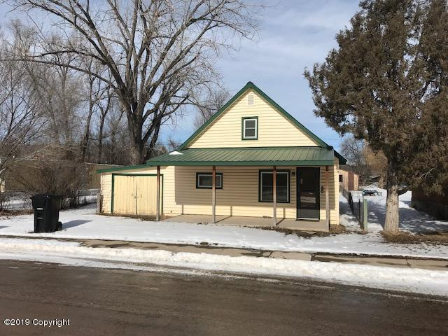 119 Bush St -, Hulett, WY 82720 (MLS #19-218) :: The Wernsmann Team | BHHS Preferred Real Estate Group