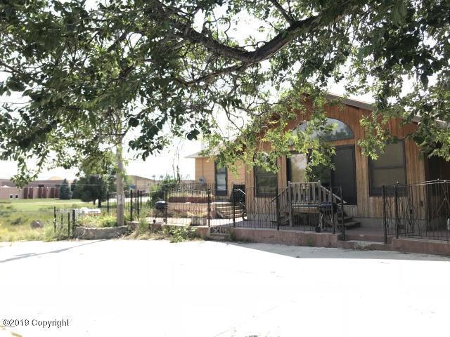 540 Main W, Newcastle, WY 82701 (MLS #19-350) :: 411 Properties