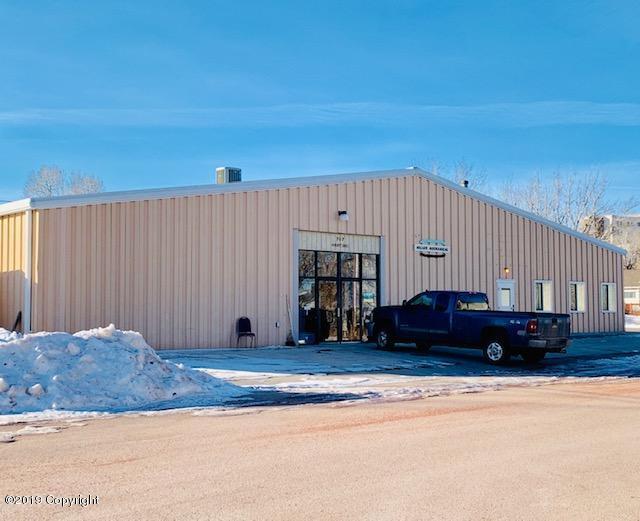 707 W 3rd St W, Gillette, WY 82716 (MLS #19-39) :: 411 Properties