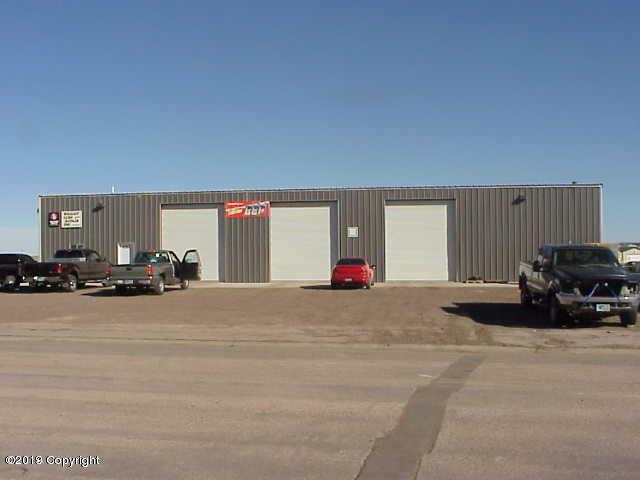 1215 E Elkhorn Dr -, Wright, WY 82732 (MLS #19-424) :: Team Properties