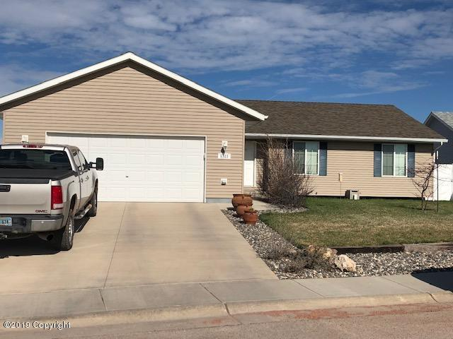 5303 Benelli Dr -, Gillette, WY 82718 (MLS #19-620) :: The Wernsmann Team | BHHS Preferred Real Estate Group