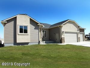 4303 Lexington Ave -, Gillette, WY 82718 (MLS #19-70) :: Team Properties