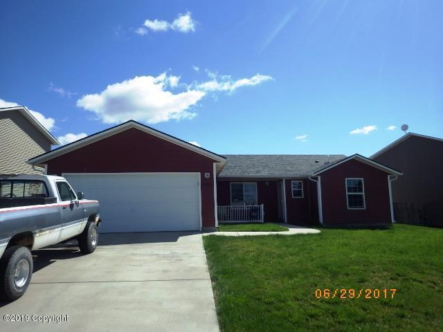3208 Lonigan Cir -, Gillette, WY 82716 (MLS #19-750) :: Team Properties