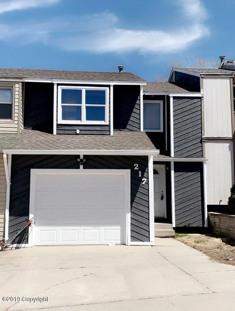 217 Westhills Loop -, Gillette, WY 82718 (MLS #19-756) :: Team Properties