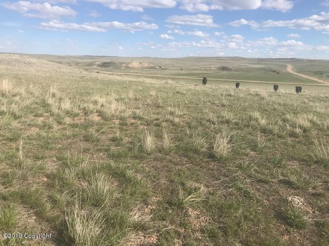 40 Acres Bell Rd, Gillette, WY 82718 (MLS #19-767) :: Team Properties
