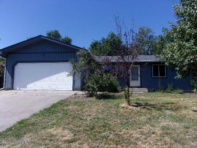 13 Independence Dr -, Gillette, WY 82716 (MLS #20-116) :: Team Properties