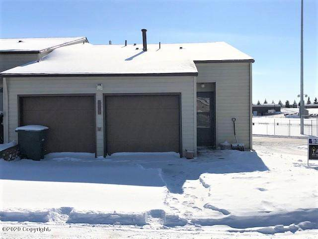 1112 Bighorn Cir -, Gillette, WY 82716 (MLS #20-118) :: The Wernsmann Team | BHHS Preferred Real Estate Group