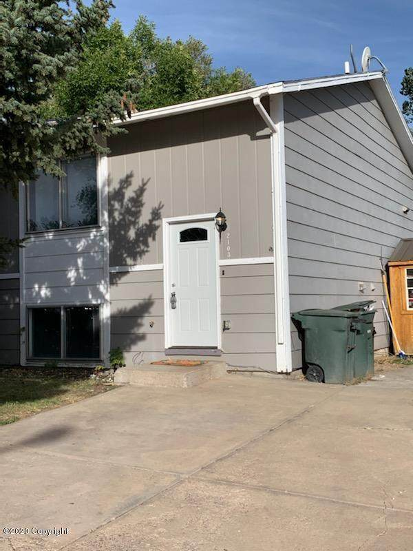2103 S Emerson Ave -, Gillette, WY 82718 (MLS #20-1503) :: Team Properties