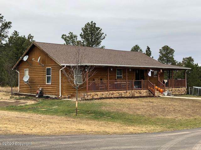 7 Deer Dr -, Pine Haven, WY 82721 (MLS #20-1622) :: The Wernsmann Team | BHHS Preferred Real Estate Group