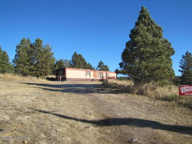3 Yucca Circle -, Newcastle, WY 82701 (MLS #20-1641) :: Team Properties