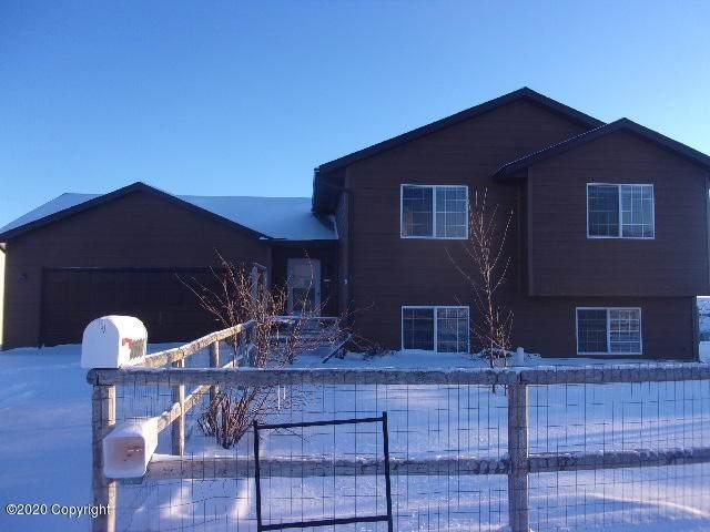 3519 Foothills Blvd -, Gillette, WY 82716 (MLS #20-165) :: The Wernsmann Team   BHHS Preferred Real Estate Group