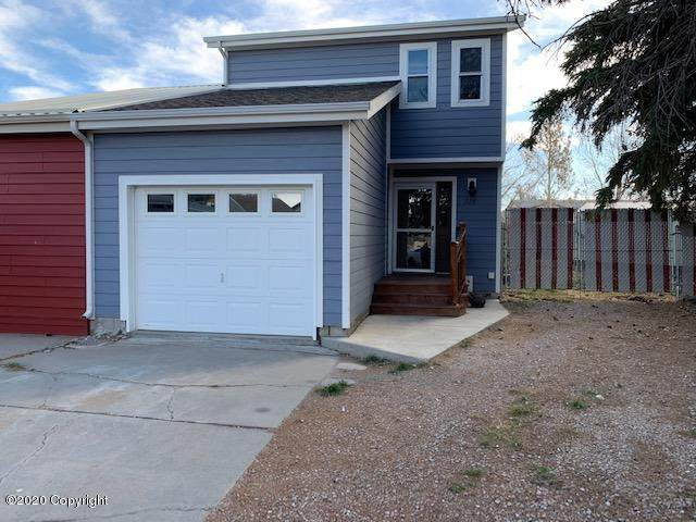 318 Charcoal Ct -, Gillette, WY 82732 (MLS #20-1684) :: 411 Properties