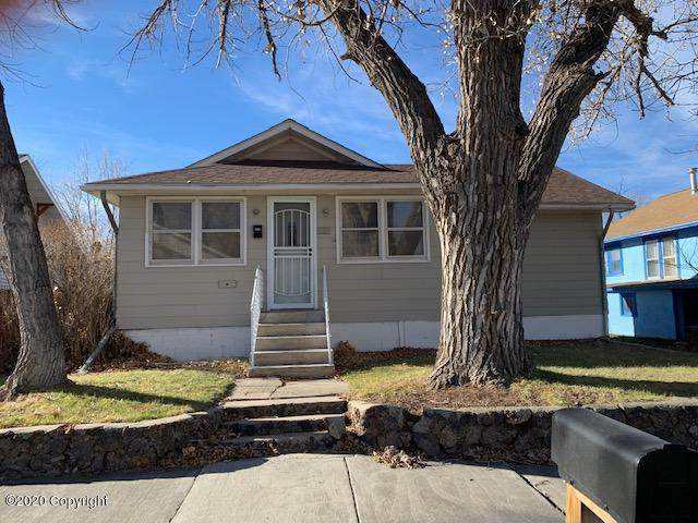 110 S Richards Ave -, Gillette, WY 82716 (MLS #20-1714) :: 411 Properties