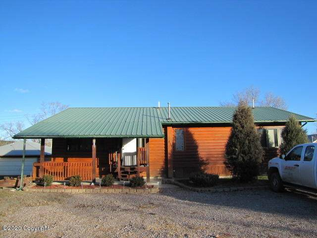 217 2nd Ave -, Newcastle, WY 82701 (MLS #20-361) :: The Wernsmann Team | BHHS Preferred Real Estate Group