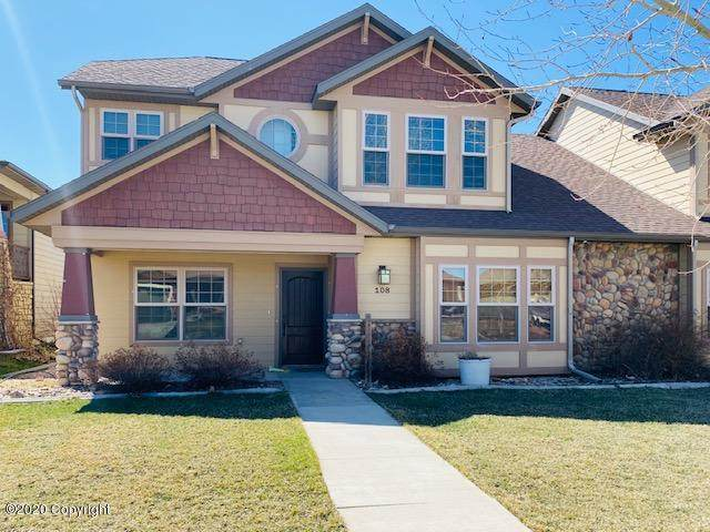 108 College Park Cir -, Gillette, WY 82718 (MLS #20-520) :: The Wernsmann Team | BHHS Preferred Real Estate Group