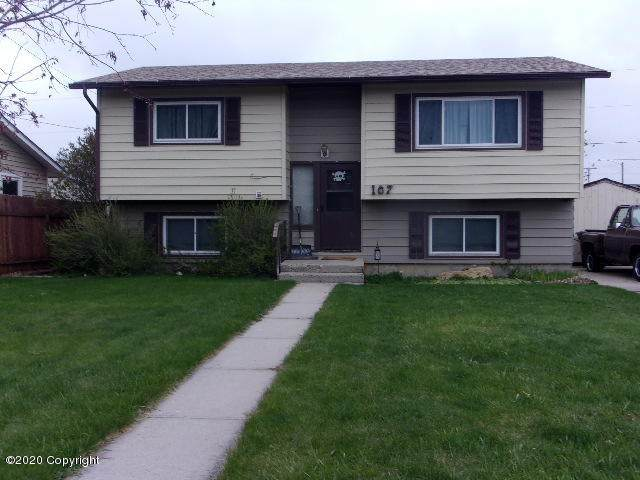 107 W Valley Dr W, Gillette, WY 82716 (MLS #20-692) :: Team Properties