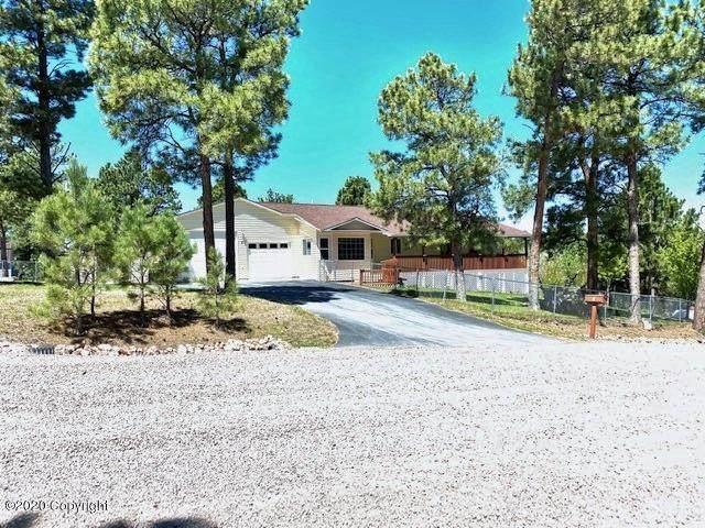 9 Cedar Hills Dr -, Pine Haven, WY 82721 (MLS #20-743) :: 411 Properties