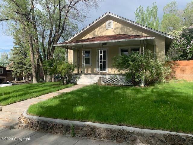 401 Rockpile Blvd -, Gillette, WY 82716 (MLS #20-745) :: Team Properties