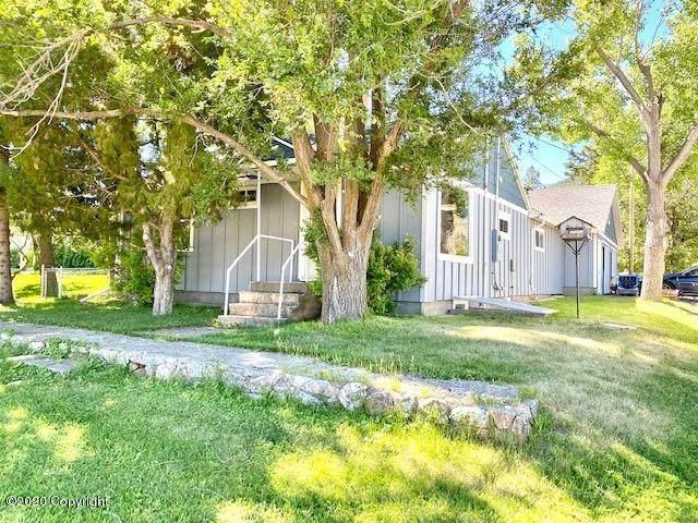 302 E Thompson St -, Sundance, WY 82729 (MLS #20-933) :: The Wernsmann Team | BHHS Preferred Real Estate Group