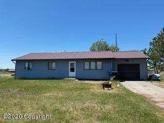 1107 Redwood Ave -, Upton, WY 82730 (MLS #20-981) :: The Wernsmann Team | BHHS Preferred Real Estate Group