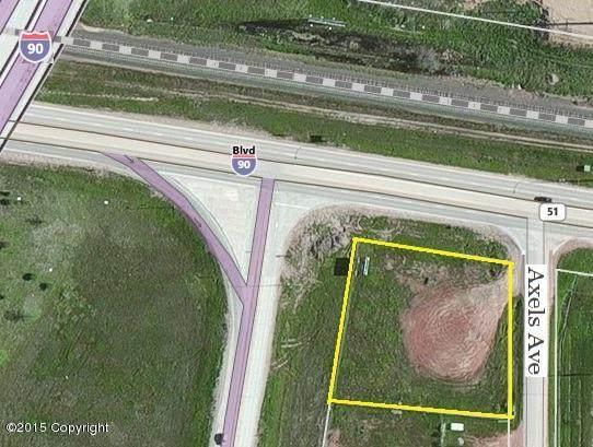 - Axel Avenue, Gillette, WY 82716 (MLS #21-1102) :: Team Properties