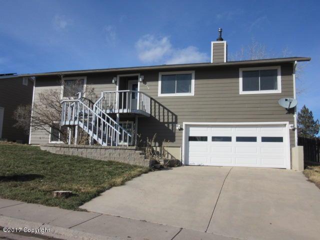 3204 Prairie St -, Gillette, WY 82718 (MLS #16-1689) :: Team Properties