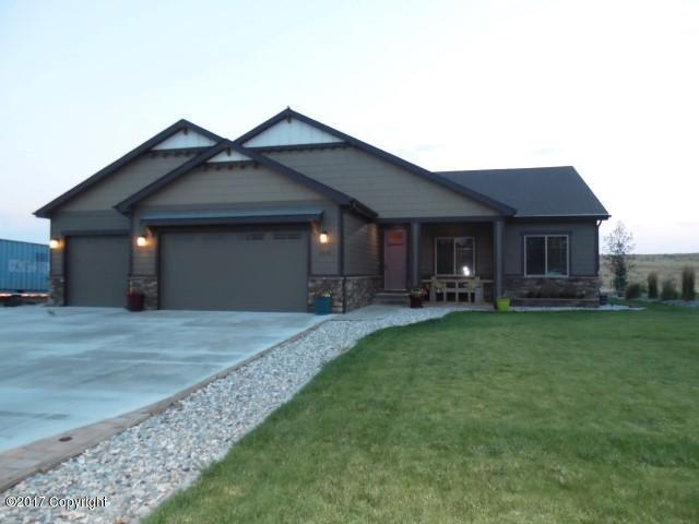 2008 Summerfield Ln -, Gillette, WY 82718 (MLS #17-1244) :: Team Properties