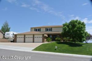 2417 Hillcrest Dr -, Gillette, WY 82718 (MLS #17-201) :: Team Properties